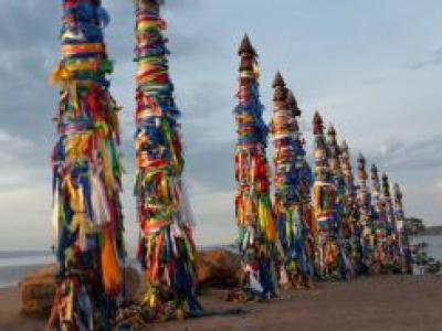 Schamanenreise nach Sibirien