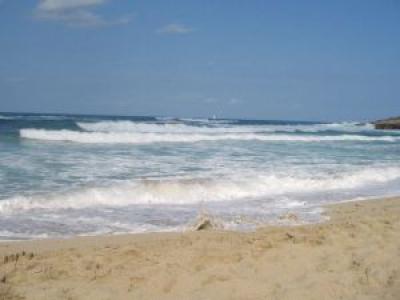Ozeanische Massage
